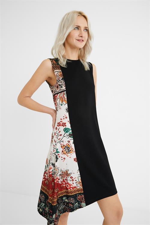šaty Desigual Thaiyu negro