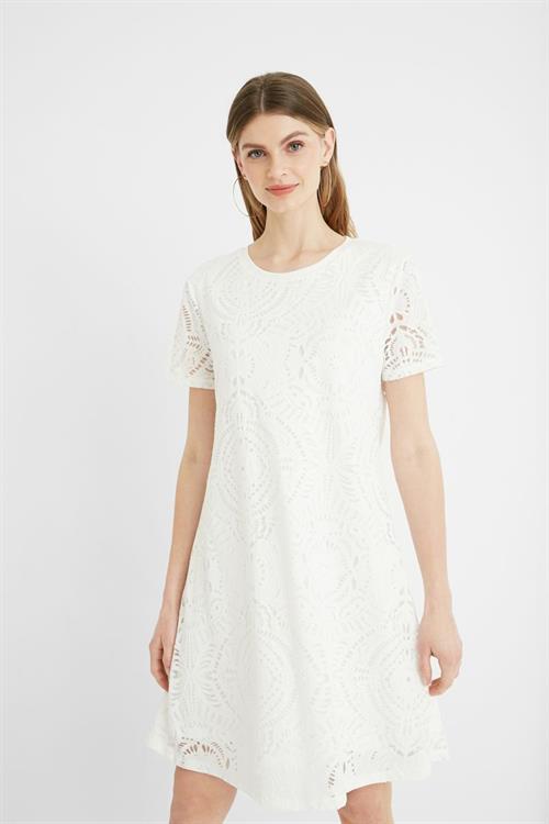 šaty Desigual Nilo blanco