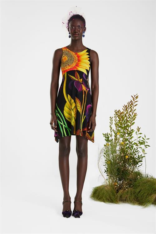 šaty Desigual Marlon negro