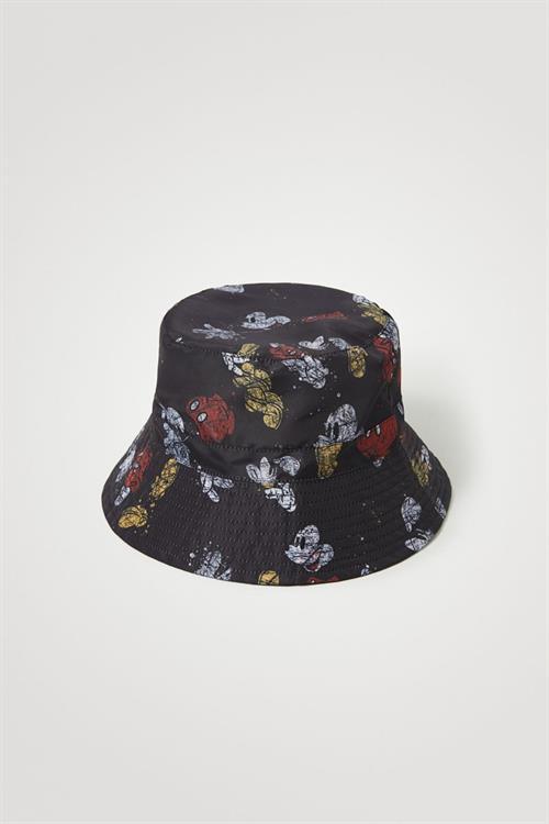klobúk Desigual Mickey Lovers Bucket negro