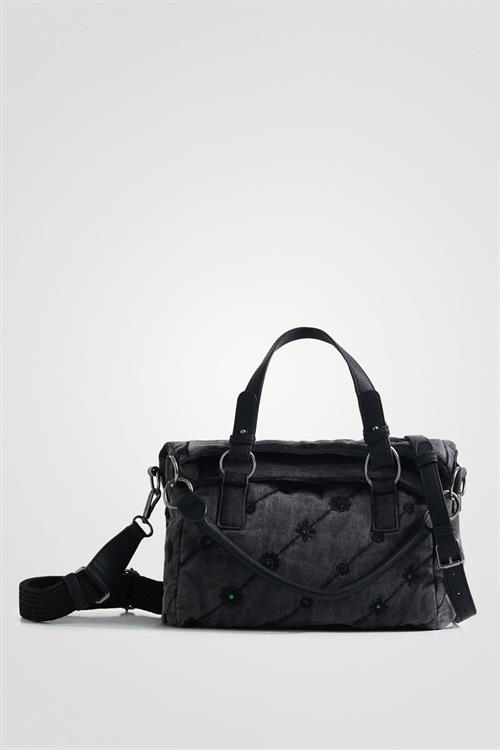 kabelka Desigual Ojo De Tig denim dark grey