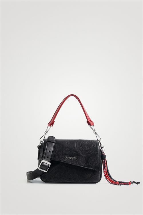 kabelka Desigual Deja Vu Phuket Mini negro