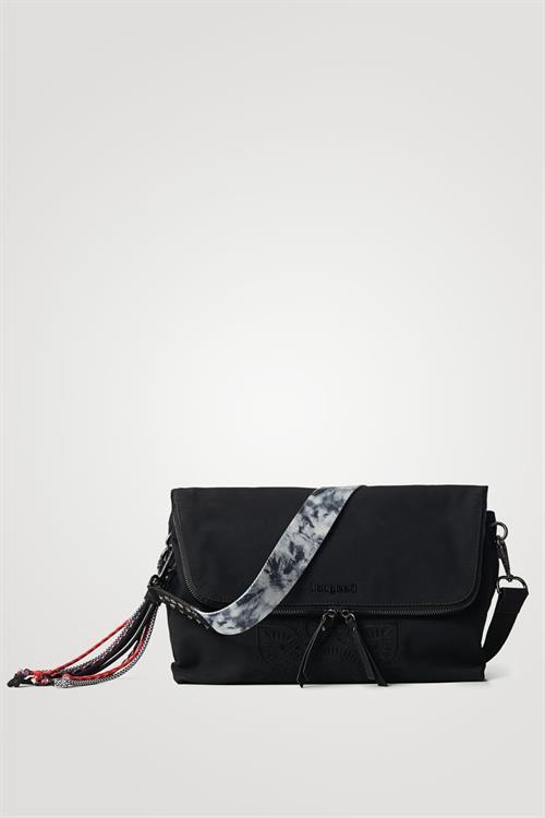 kabelka Desigual Aquiles Venecia Maxi negro