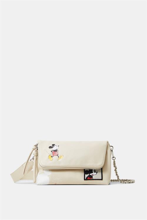 kabelka Desigual Mickey Roc crudo beige