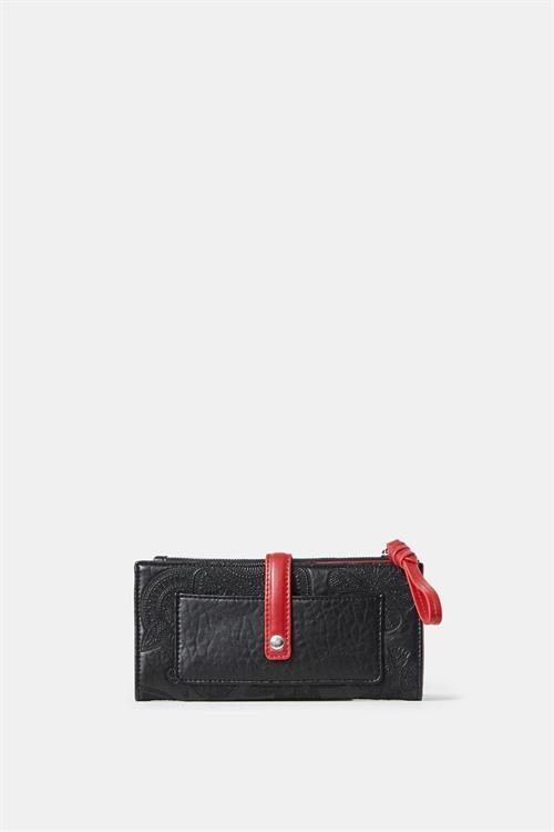 peněženka Desigual Deja Vu Pia negro