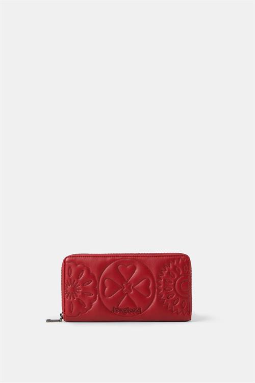 peněženka Desigual Big Big Fiona rojo oscuro