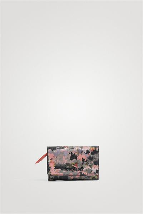 peněženka Desigual Rojo Por Ojo Diana caqui