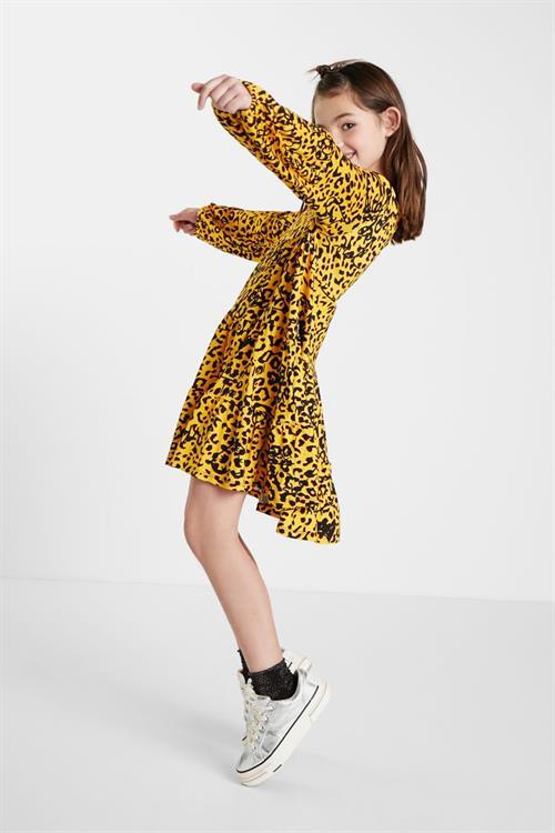 šaty Desigual Laura amarillo sol