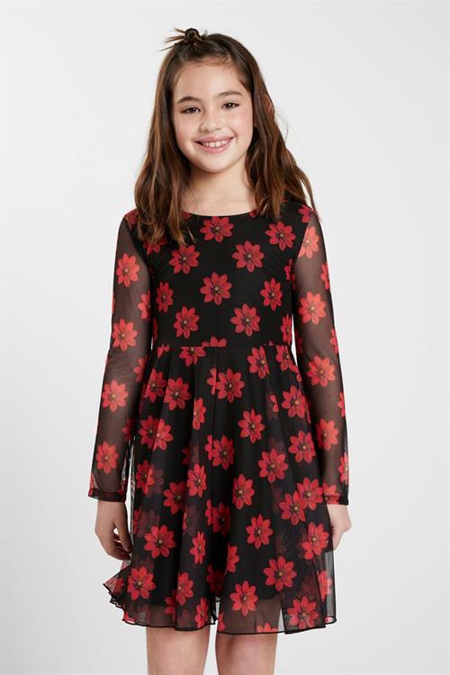 šaty Desigual Alicia negro
