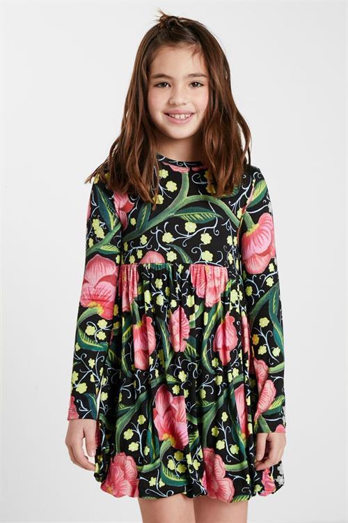 šaty Desigual Opala negro
