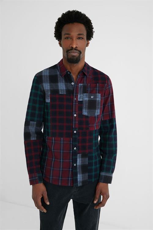 košile Desigual Sergio marino