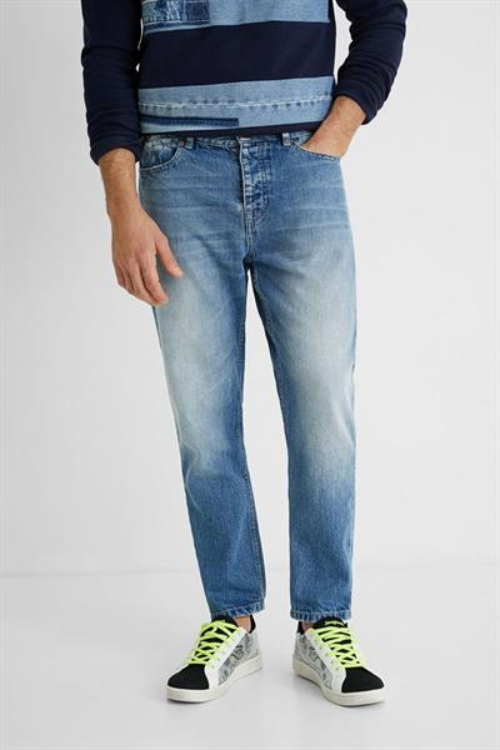 jeansy Desigual Marcelo denim light wash