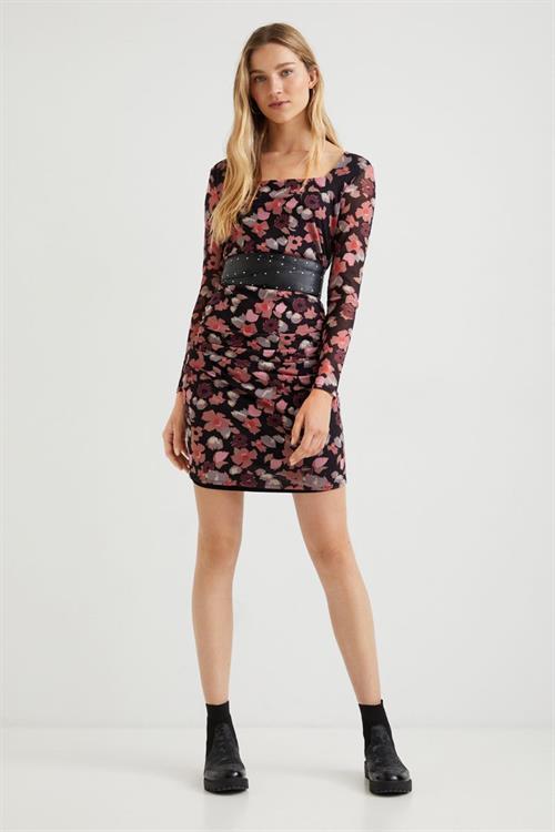 šaty Desigual Roma rosa lovely