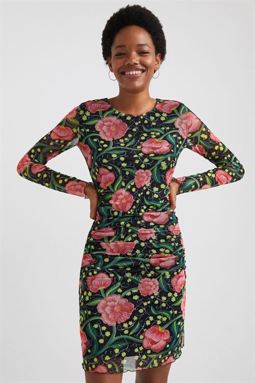 šaty Desigual Roiane negro