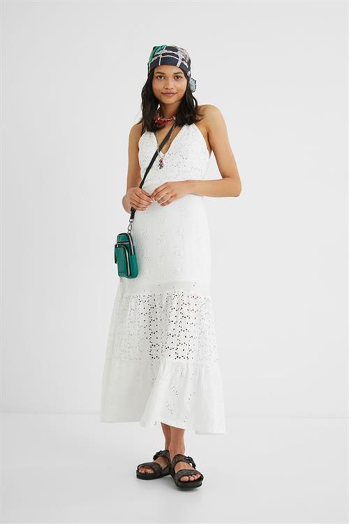 šaty Desigual Monica blanco